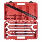 Fan Clutch Removal Tool Set BMW/Mercedes