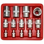 E-Type Socket Set 14pc