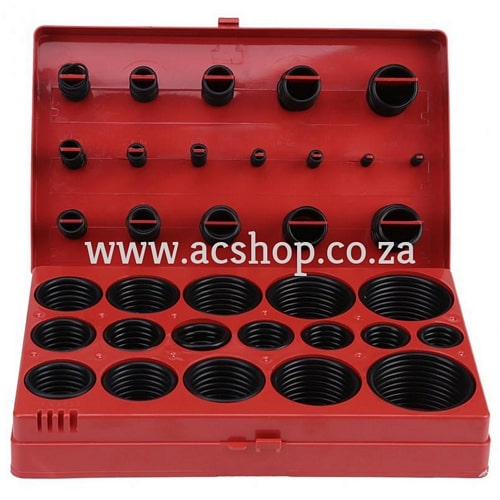 O-Ring Assortment 419pc