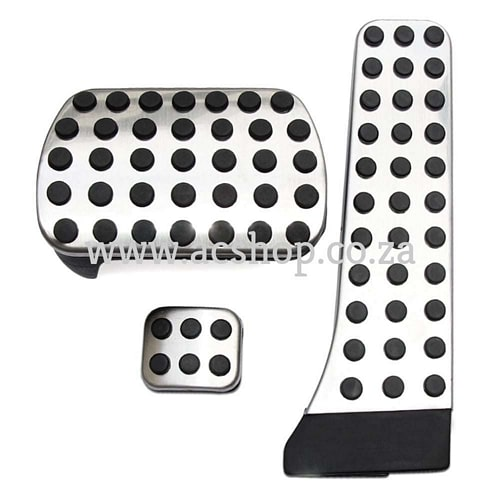 Pedal Covers for Mercedes-Benz W210/W211