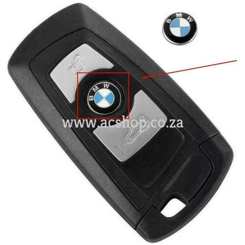 BMW 11mm Key Emblem